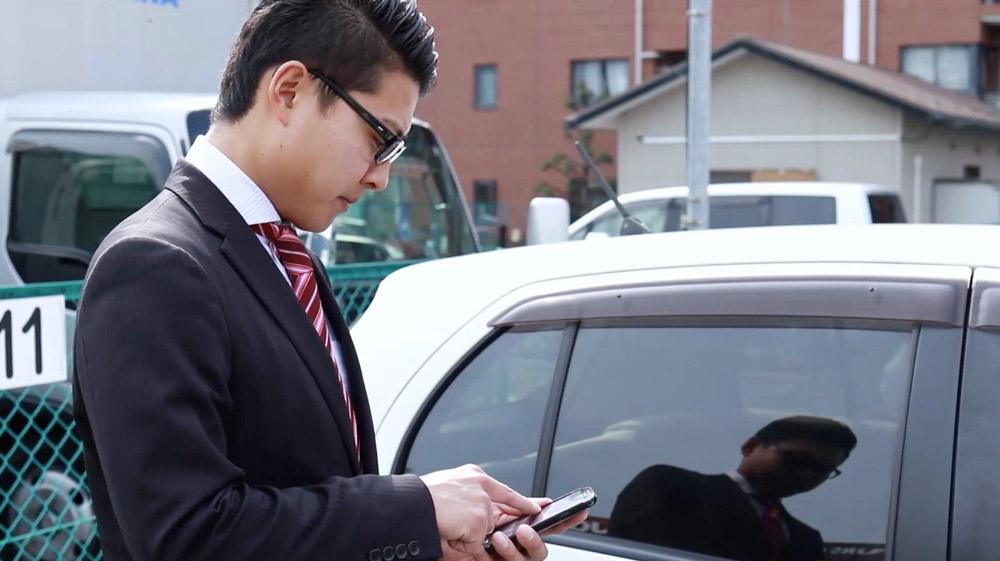 環境保全も意識したコネクシオらしい車両管理の実現