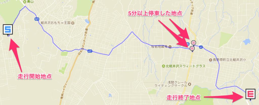 停車地点_走行データ